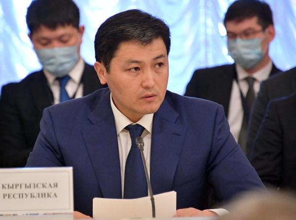 Премьер Кыргызстана Улукбек Марипов обратился к членам олимпийской сборной