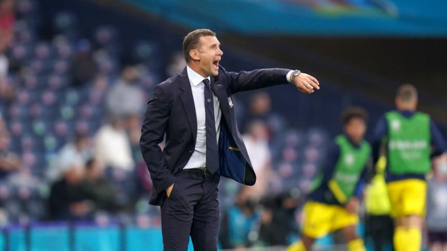 Шевченко покинул пост главного тренера сборной Украины по футболу