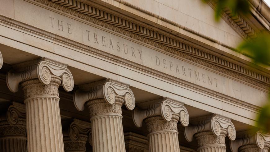 Минфин США может пойти на чрезвычайные меры из-за размера госдолга