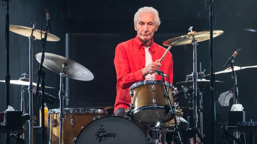 80-летний барабанщик The Rolling Stones пропустит гастроли из-за операции