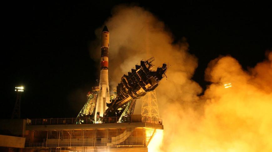 Ракета «Союз» с британскими спутниками стартовала с космодрома Байконур