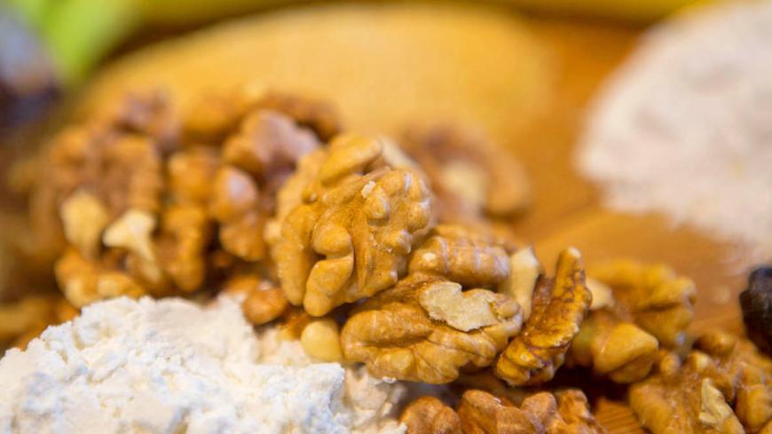 Ученые рассказали о пользе грецких орехов для здоровья