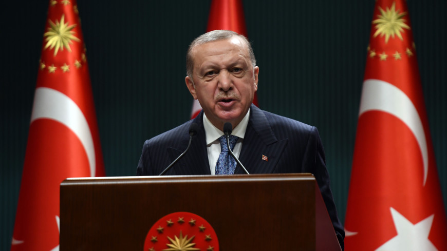 Эрдоган поблагодарил Путина и Алиева за помощь в борьбе с лесными пожарами в Турции