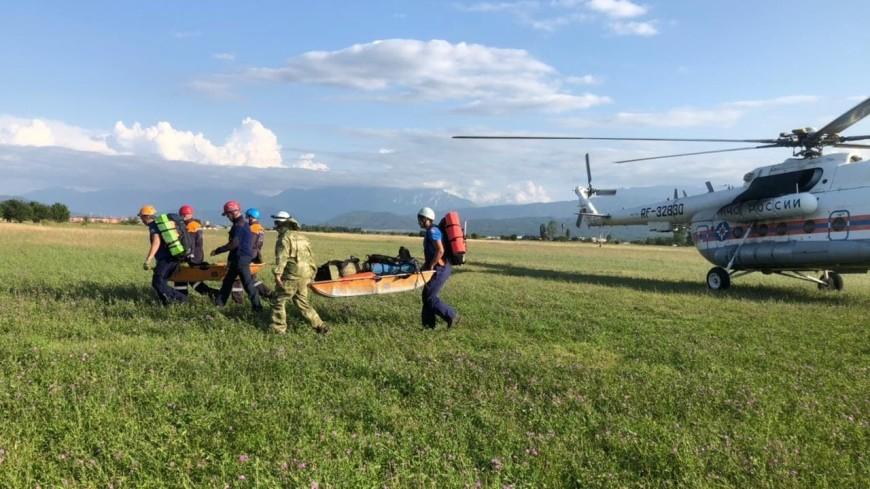 Раненная в горах Северной Осетии альпинистка из Томска скончалась
