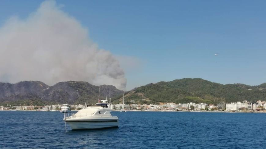 Пожарным Турции удалось локализовать практически все лесные пожары в стране
