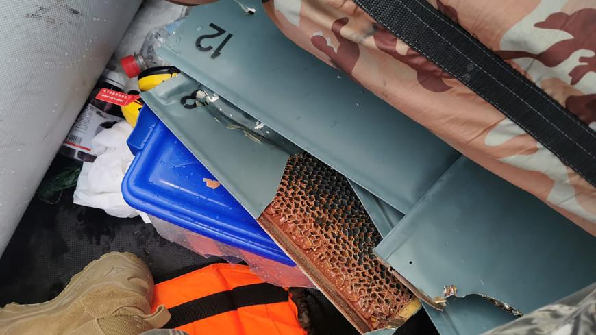 Названа предварительная причина падения Ми-8 в озеро на Камчатке