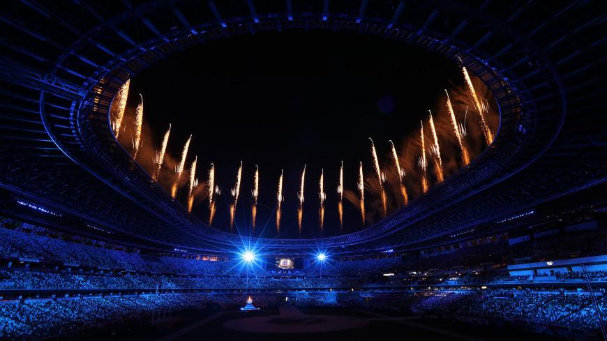 В Токио началась торжественная церемония закрытия XXXII Олимпийских игр