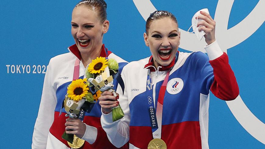 Светлана Ромашина стала первой в мире шестикратной олимпийской чемпионкой по синхронному плаванию
