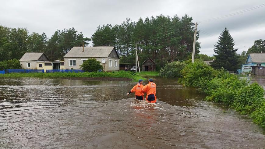 Зиничев: Ущерб от паводков в России за семь месяцев этого года составил 7,5 млрд рублей