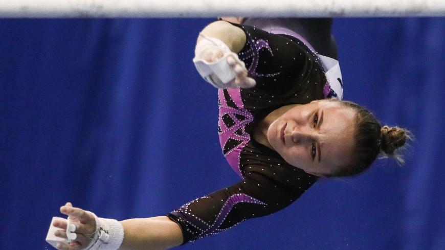 Российская гимнастка Ильянкова завоевала серебро Олимпиады в упражнениях на брусьях