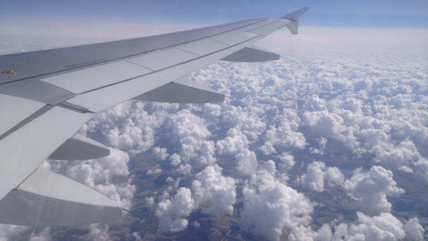 Летящий из Волгограда в Москву самолет подал сигнал бедствия