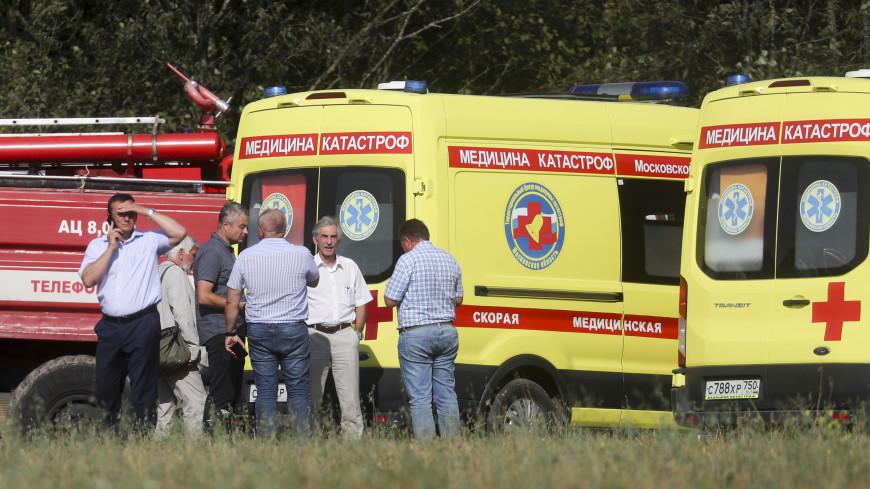 Авиакатастрофа в Подмосковье: пилоты спасли чужие жизни ценой своих
