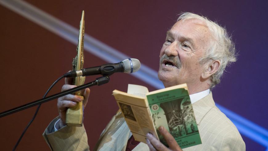 На Кубани скончался известный писатель Виктор Лихоносов