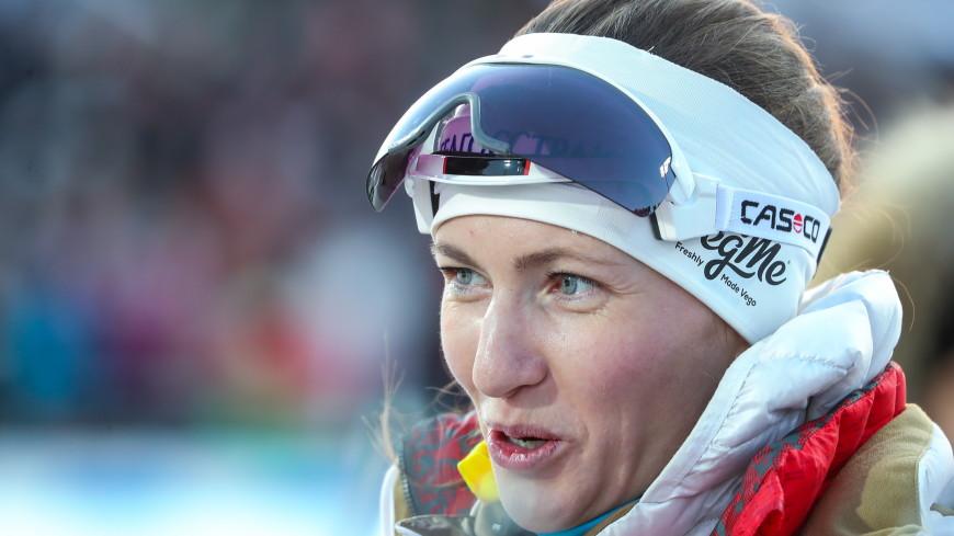 Лучшая в биатлоне: четырехкратной олимпийской чемпионке Дарье Домрачевой – 35