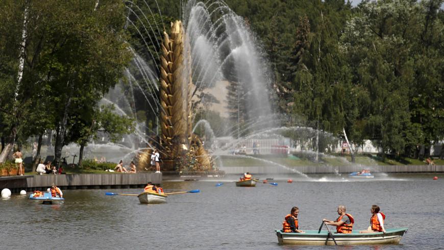 Вильфанд анонсировал возвращение жары к выходным в Москве