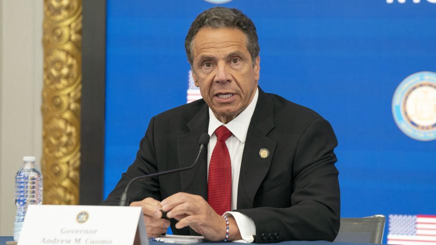 Губернатор Нью-Йорка отверг обвинения в сексуальных домогательствах к женщинам