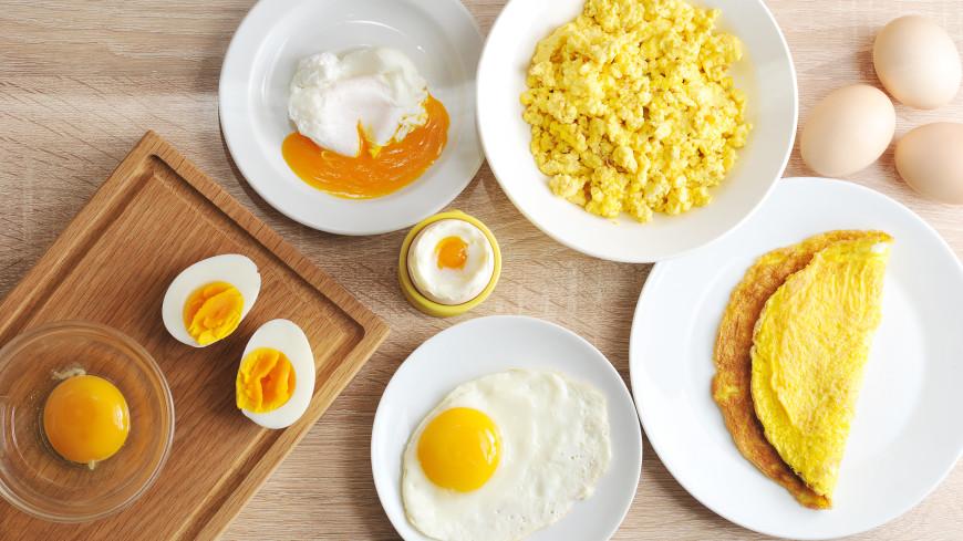Ученые опровергли мнение о вреде яиц для здоровья