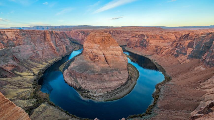 Геологи раскрыли тайну «потерянного времени» в Большом каньоне США