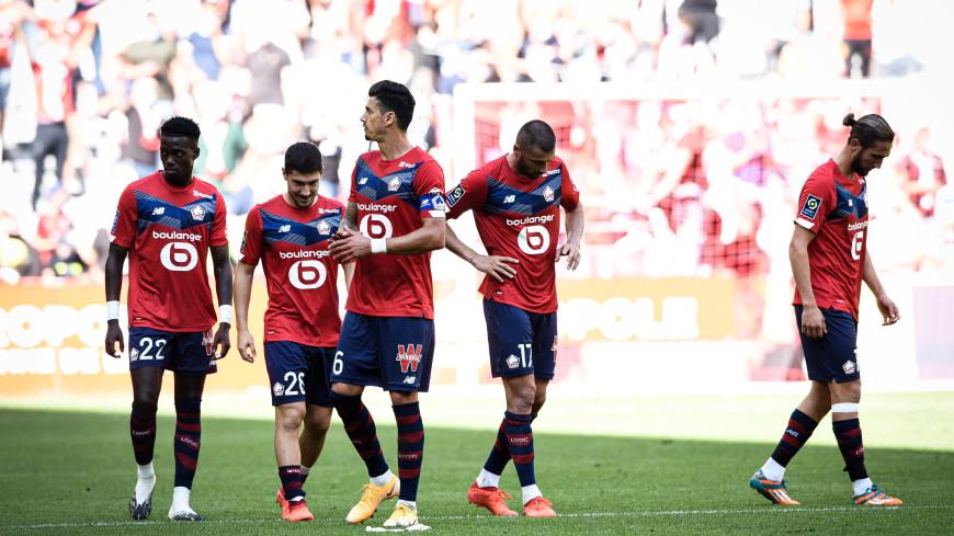 «Лилль» впервые завоевал Суперкубок Франции по футболу