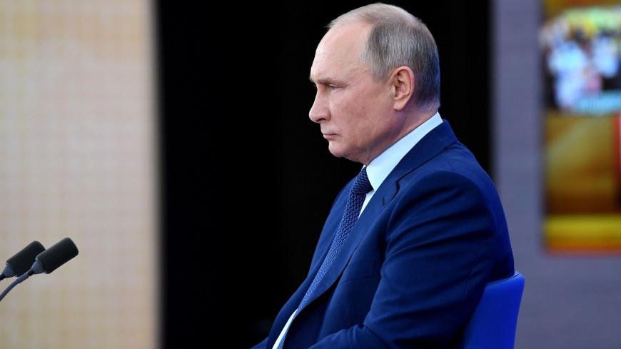 Путин: Австрия – один из ключевых партнеров России в Европе