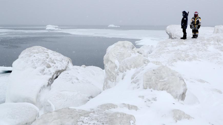Глобальное потепление увеличит активность вирусов в Арктике