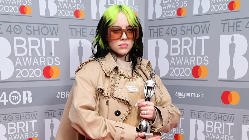 Певица Билли Айлиш выпустила второй альбом