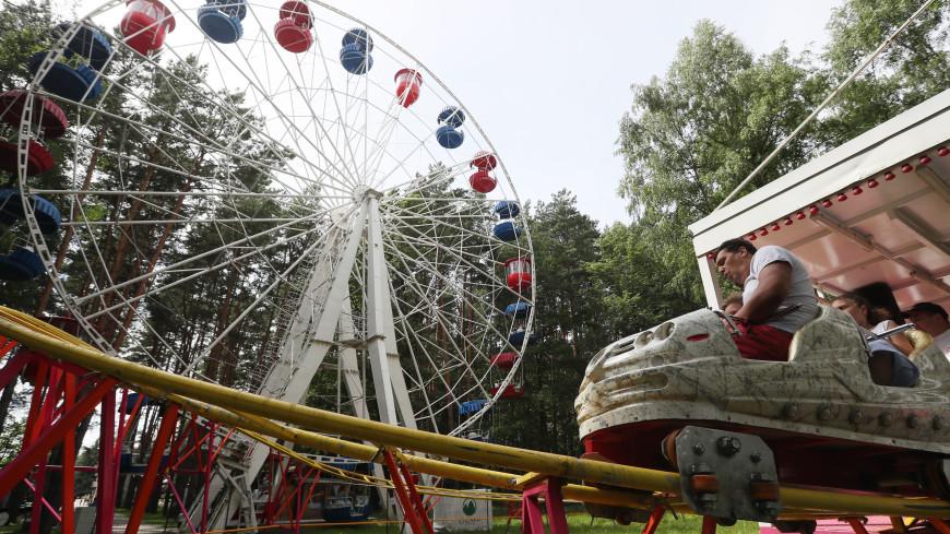 Определены самые популярные парки Московской области
