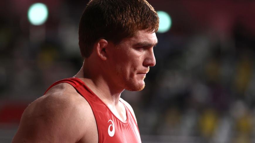 Российский борец греко-римского стиля Муса Евлоев завоевал золото на Играх в Токио