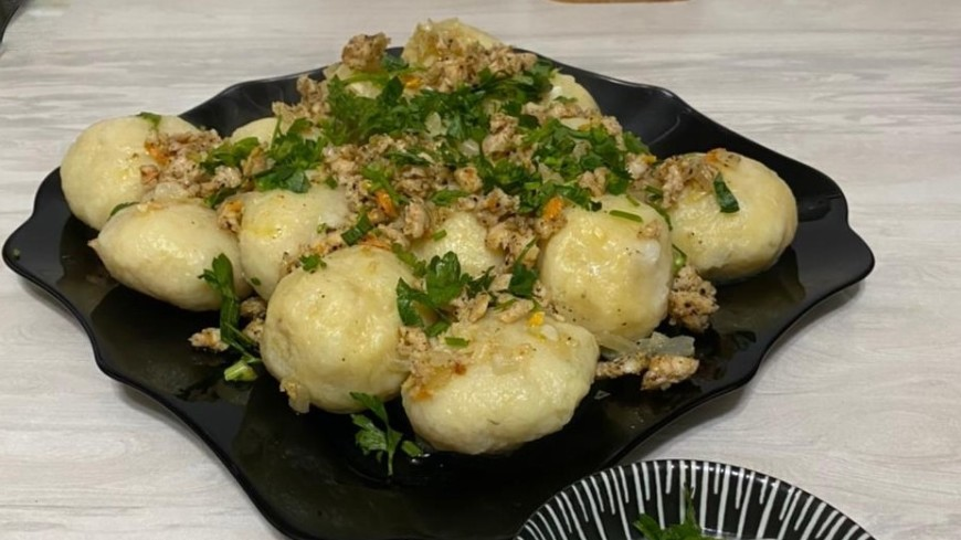 Польские пызы: необычный рецепт из картофеля