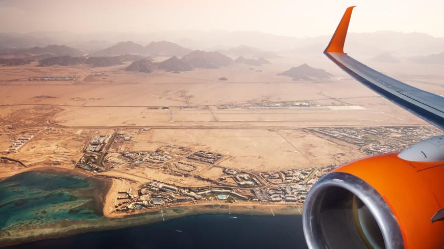 Росавиация допустила восемь авиакомпаний к полетам на курорты Египта