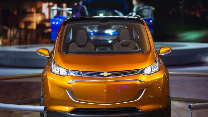 General Motors отзывает 73 тысячи электромобилей из-за возгораний АКБ