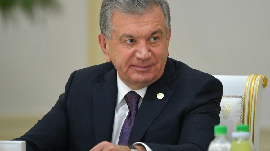 Мирзиеев выдвинут Либерально-демократической партией Узбекистана кандидатом в президенты