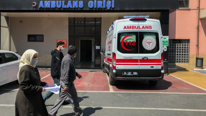 Четверо пострадавших в ДТП россиян остаются в больницах Турции в тяжелом состоянии