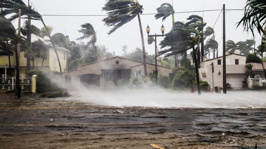 Мощность урагана «Ида» связали с глобальным потеплением