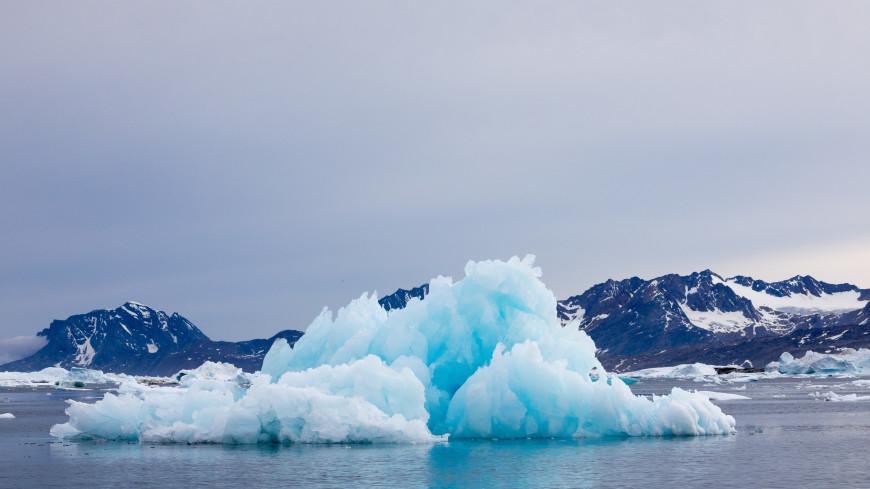 Волна жары вызвала масштабное таяние в Гренландии