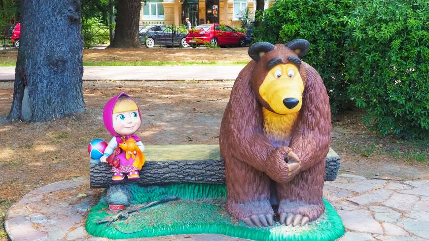 Мультфильм «Маша и Медведь» возглавил глобальный рейтинг детского контента