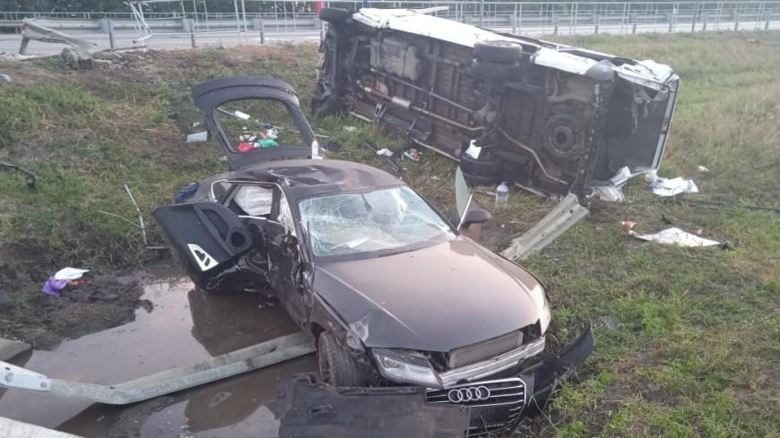 Один человек погиб и восемь пострадали в ДТП под Тамбовом