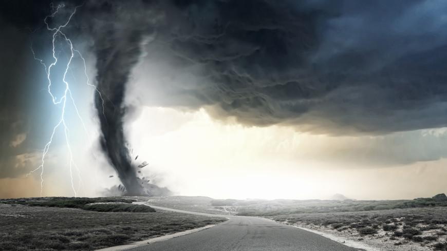 Погодный триллер, и это не фильм! На Центральную Россию обрушились ураганы и торнадо