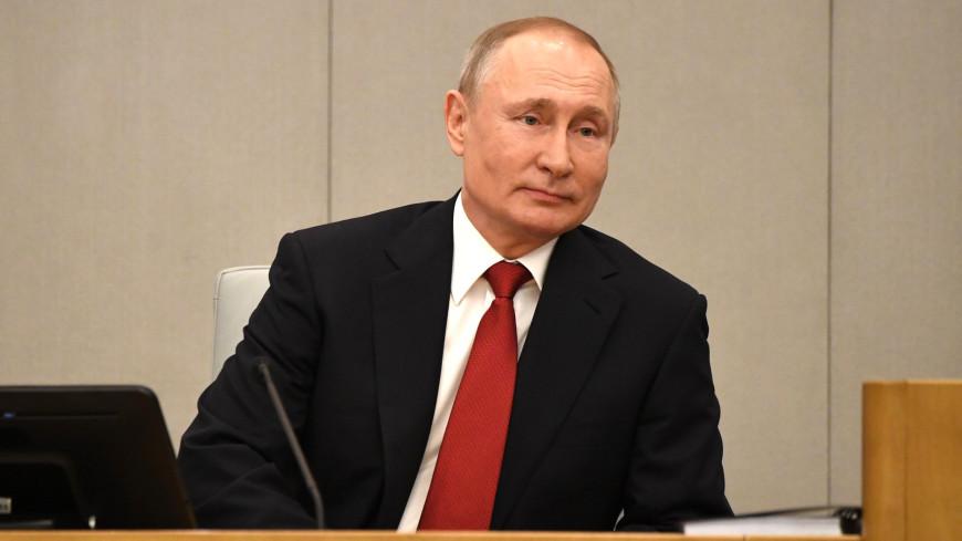Путин объявил благодарность «Союзмультфильму» за заслуги в развитии культуры