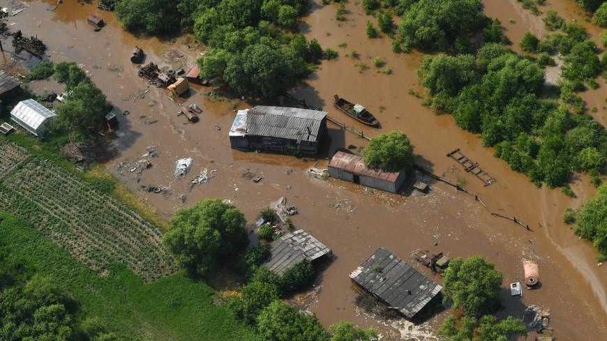 Мишустин поручил ускорить процесс выплат гражданам, пострадавшим от паводка