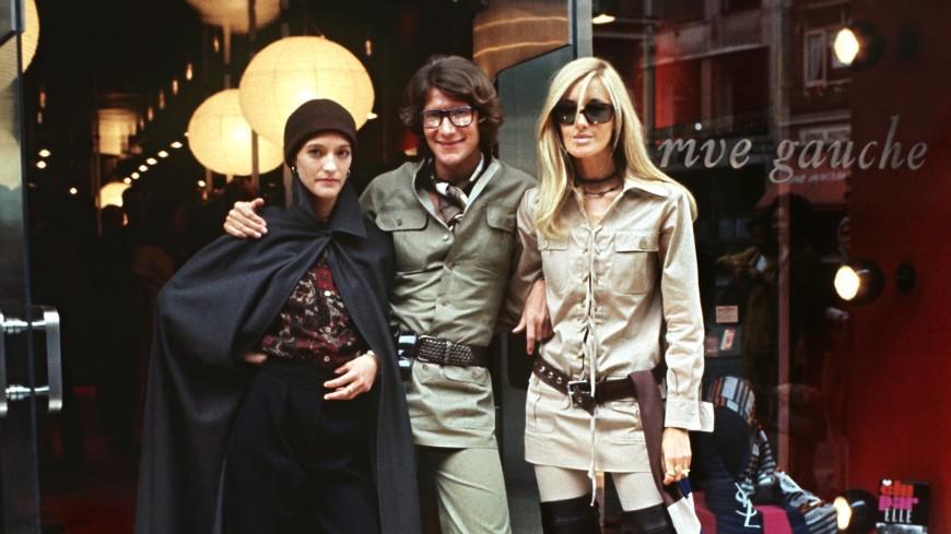 Революционер моды: 85 лет назад родился модельер Ив Сен-Лоран
