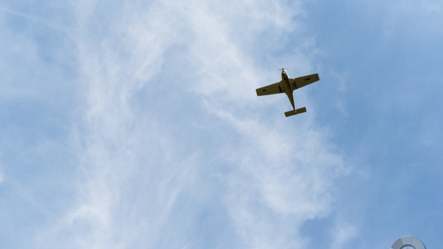 """© Фото: """"Евгений Ем, «Мир 24»"""":http://mir24.tv/, легкомоторный самолет, самолет"""