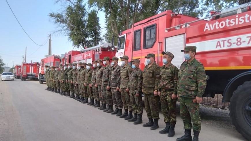 Герои-спасатели: десятки сотрудников МЧС получили ранения при ликвидации ЧП в Казахстане