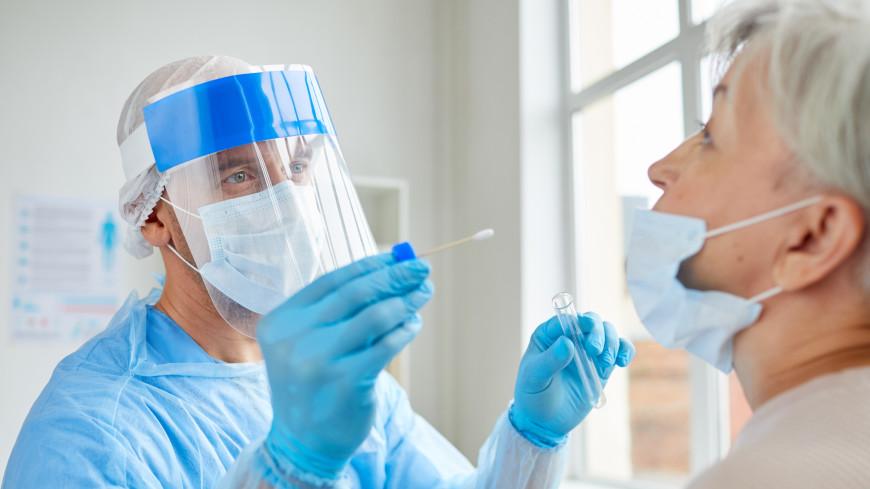 За сутки в России коронавирусом заразились 23 508 человек
