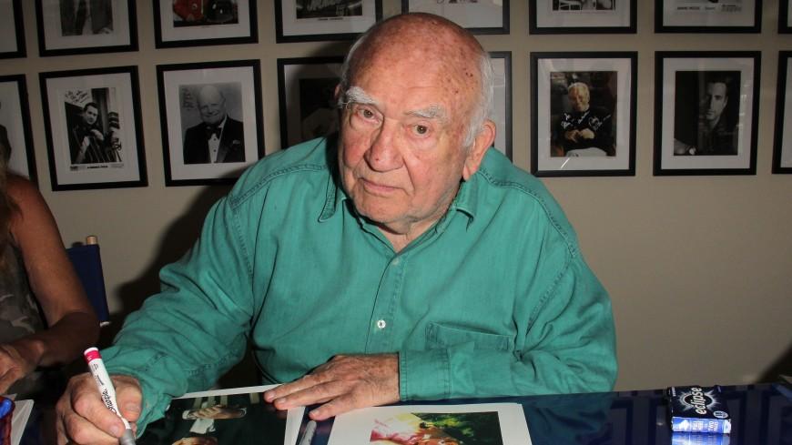 Скончался известный американский актер Эдвард Аснер