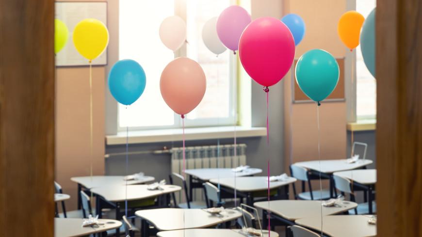 Новые занятия появятся в школах Подмосковья с первого сентября