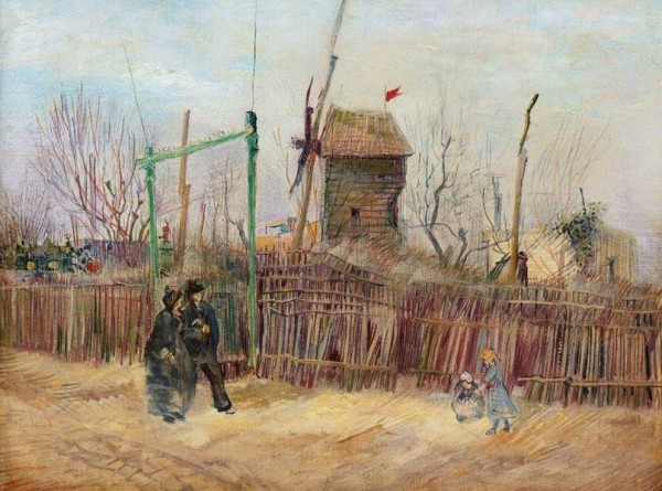 На аукционе в Париже продадут никогда не выставлявшуюся картину Ван Гога
