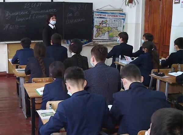 Как поддерживают русский язык в Таджикистане?