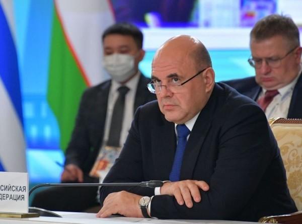 Мишустин: Россия готова оказывать странам ЕАЭС помощь в борьбе с коронавирусом