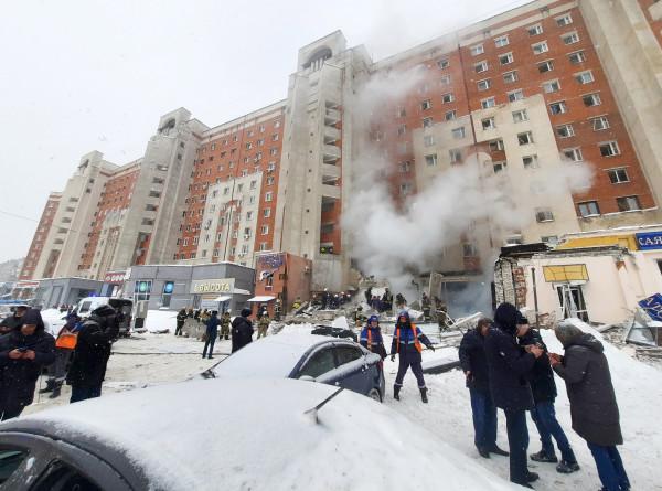В дом в Нижнем Новгороде, где произошел взрыв, смогут вернуться жители